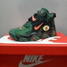 Size Mens 9.5 Nike Air Barrage Mid MIAMI 'SuperBowl LIV' Sneakers  CT8453-300