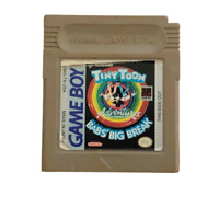 Tiny Toon Adventures: Babs' Big Break (Nintendo Game Boy, 1992) Looney Tunes
