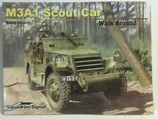 Squadron Signal publications M3A1 Scout car.