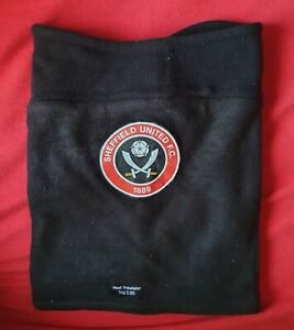 SHEFFIELD UNITED FC BLACK NECK WARMER