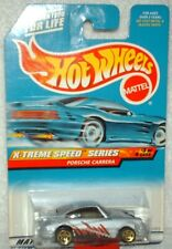 Hot Wheels 1999 X-Treme Speed Series Porsche Carrera excellent card