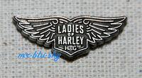 Ladies of Harley PIn ~ Harley Davidson Owners Group HOG  H.O.G.