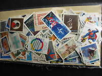CANADA mixture (duplicates,mixed cond) 500 pack 83%commems,17%med/lg defin,xmas