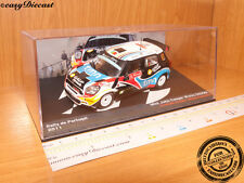 MINI JOHN COOPER WORKS S2000 A.ARAUJO 1:43 PORTUGAL'11