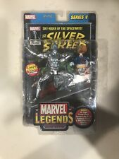 Marvel Legends Series V Silver Surfer Action Figure with Howard Duck ToyBiz MINT