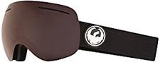 "NEW Dragon Alliance ""X1"" SN-17056 Black Lumalens POLARIZED Snow Goggles"