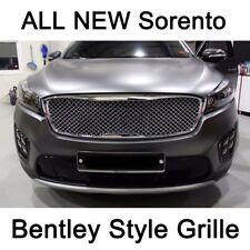 New Front Radiator Grille Bentley Style Chrome For KIA All New Sorento(UM) 2016+