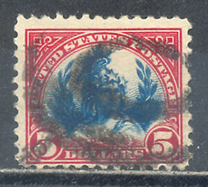 US Stamp (L160) Scott# 573, Used HR, Nice Vintage Regular Issue