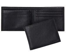 Calvin Klein Leather Bifold Wallets for Men