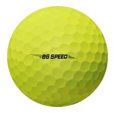 50 Bridgestone E6 Speed Yellow Mint Used Golf Balls AAAAA