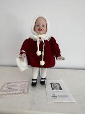 Large Ashton Drake Porcelain Collectible Doll, Jennifer