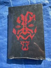 SEALED Signed Star Wars Episode 1 Exclusive Celebration Book by Terry Brooks