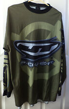 JT Chula Vista Men's Racing/Paintball Vintage Power Jersey Size L Collectable