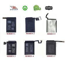 Apple Watch Series 1 2 3 4 5 Replacement Internal Battery 38mm 42mm 40mm 44mm