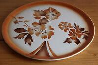 Antike Art Deco Tortenplatte Kuchenplatte Spritzdekor 30er Jahre