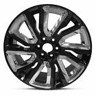 Set Of 2 22 Inch Alloy Wheels Rims 19-20 Chevy Silverado 1500 6 Lug 139.7mm 22x9
