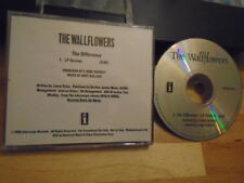 RARE PROMO The Wallflowers CD The Difference JAKOB DYLAN Jayhawks Foo Fighters !