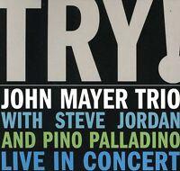 John Mayer, John Mayer Trio - Try [New CD]