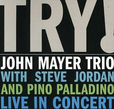 John Mayer, John Mayer Trio - Try [New CD]