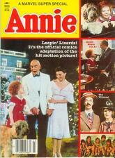 Marvel Comics Super Special # 23: Annie-The Movie (estados unidos, 1982)