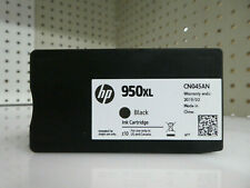 HP 950XL BLACK INK CARTRIDGE/ GENUINE/ MISSING BOX/ Dated 2019