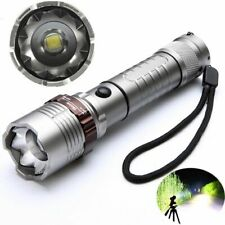 High Power Torch Super Bright 900000LM Camping LED Flashlight Police Tactical T6