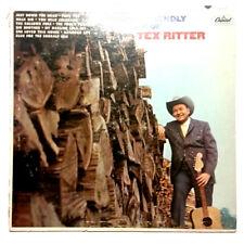 Tex Ritter / The Friendly Voice Of (Vinyl LP)