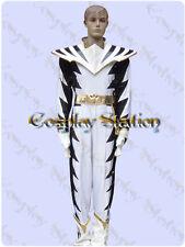 Power Rangers White Power Ranger AbareKiller Cosplay Costume_commission617