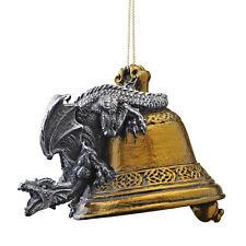 Dragon Gothic Medieval Ornament Christmas Tree Decorating Holiday Xmas Decor Art