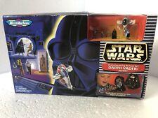 Star Wars Micro Machines Darth Vader Bespin 1997 Galoob New Slave 1 Lando Luke