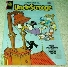 Walt Disney's Uncle Scrooge 184, NM- (9.2) Phantom of Notre Duck! 50% off Guide!