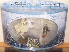 LOTR Lord of the Ring aome  THE FELLOWSHIP NO. 1    mib  Very Rare