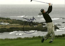 JIM FURYK HAND SIGNED PGA GOLF 8X10 PHOTO W/COA
