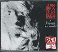 KANE - Shot of a gun CD MAXI 3TR ENHANCED 2008 HOLLAND PRINT