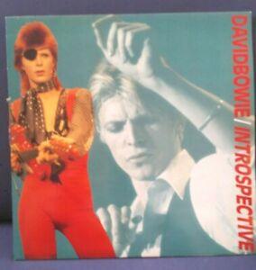 David Bowie - Introspective vinyl LP CLEAR