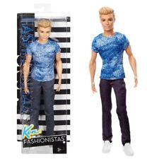 Barbie - Ken Puppe Fashionistas 1 - Dashing Denim