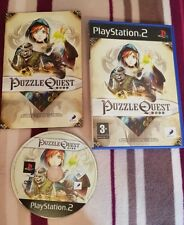 Playstation 2 PS2: Puzzle Quest - Challenge of the Warlords COMPLET - Fr TBE