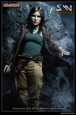 1/6 SW TOYS Action Figure - Rise of The Tomb Raider Lara Croft FS004 preorder