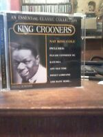 Nat King Cole-King Crooners An Essential Classic Collection CD