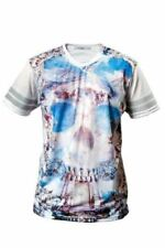 Polyester Skull Big & Tall T-Shirts for Men