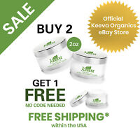 Buy 2 Get 1 FREE -Get 3 2oz Jars of Keeva's ORIGINAL Tea Tree Oil Acne Treatment