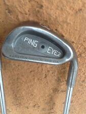 Karsten Ping Right Handed Black Eye 2 Irons 3,4,5,6,7,8,9