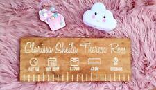Mini Birth Ruler - New Baby Gift - Nursery Decor - Birth Stats
