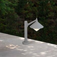 Wofi Aussenleuchte Outdoor Manhattan Grau Standleuchte E27 max. 60 Watt Lampe