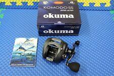Okuma Komodo SS With Twin Power Handle Low Profile Baitcast Reel KDS-471P