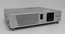 HITACHI CP-RX70 3LCD XGA 2000 Lumens Low Noise Short Throw Quick Start Projector