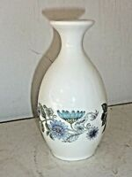 Wedgwood Bud Vase Bone China Clementine 5 inches England (D8 61)