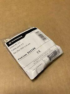 Sennheiser Cable Jack 3.5 511720, New