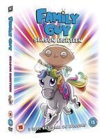 Family Guy - Season 18 - All 20 Episodes 3 Disc Sets NEW SEALED UK REGION 2 DVD
