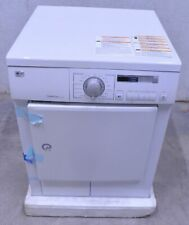 LG Model DLEC733W Compact Condensing Clothes Dryer 220VAC, 4.10 cu.ft.
